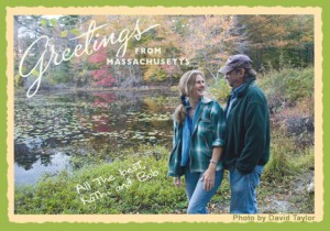 Greetings from Bob and Kathi